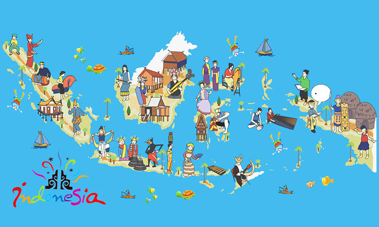 General Indonesia Tourism Travel Guide Tourist Information